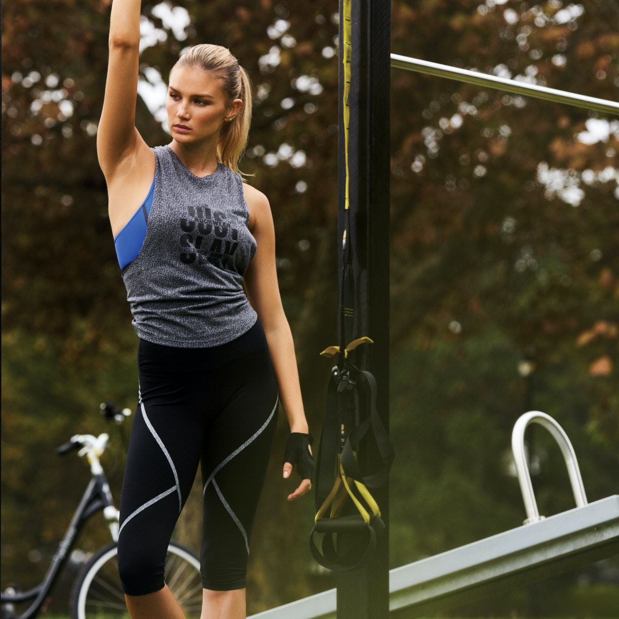 Shop 2 for $50 - Rockwear Women's Workout Tops