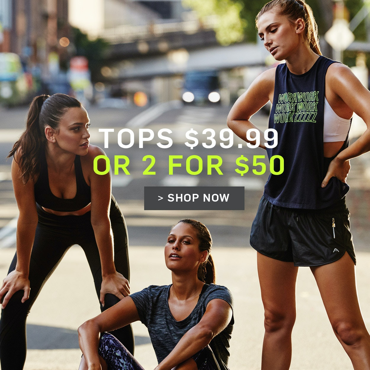 2 for $50 Tops