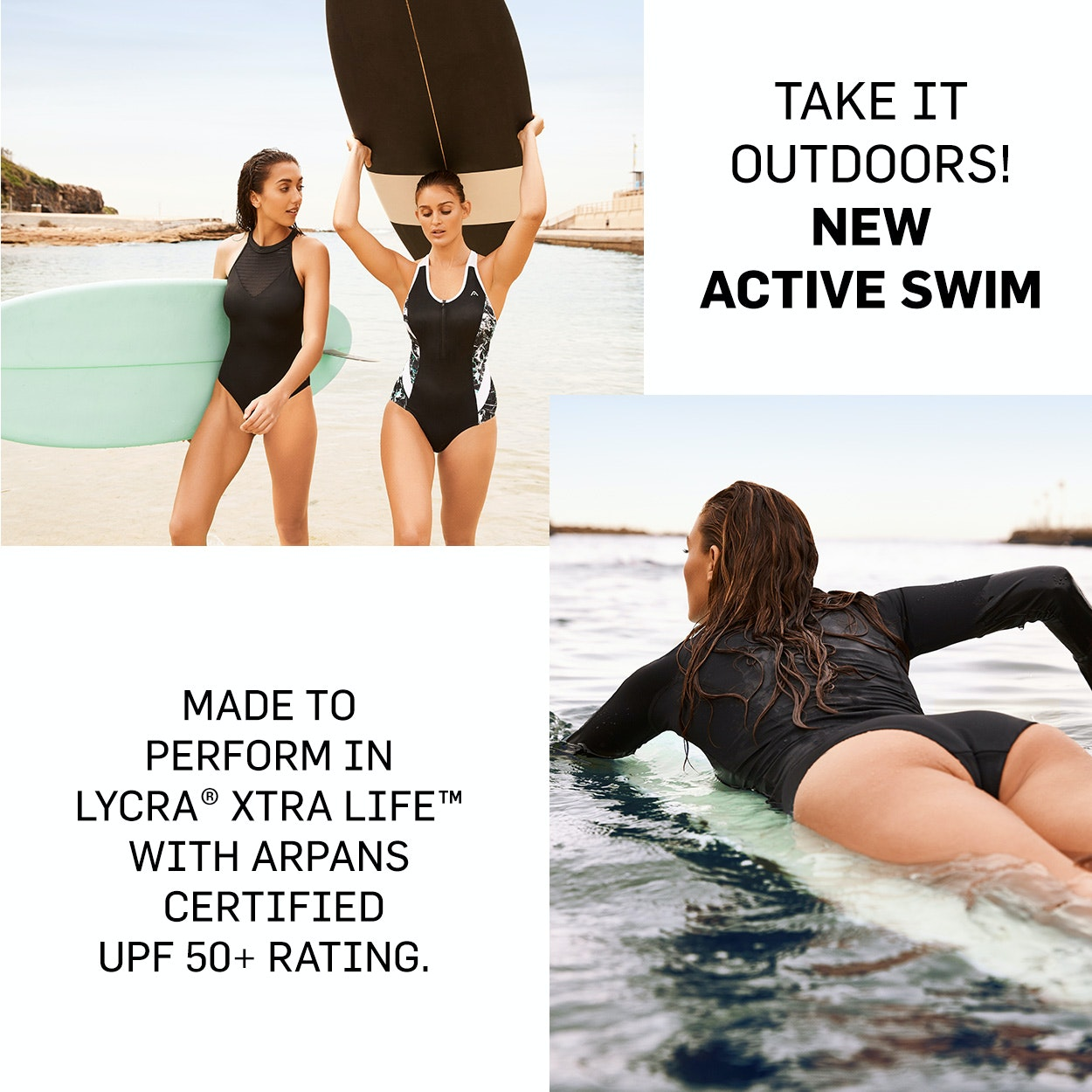 Active Swim Range