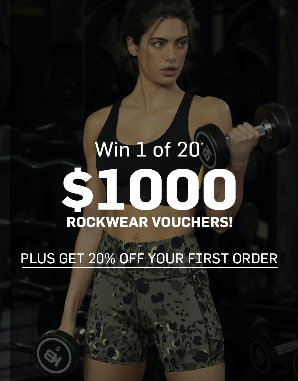 Rockwear Newsletter Subscription