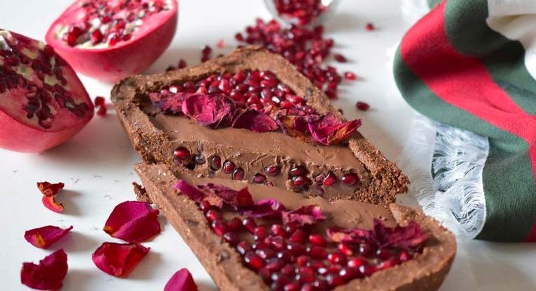 Red Velvet Beetroot Brownies