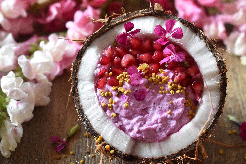 Chia Coconut