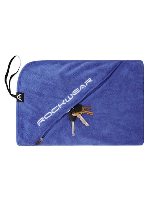 Power Blue Lifestyle Sports Towel