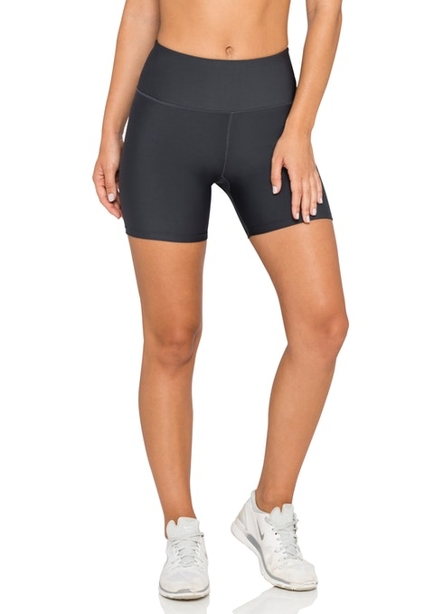 Slate Marble Ultra Hr Mid Thigh Tight