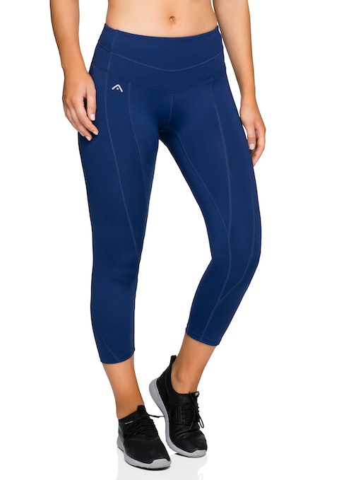 Royal Blue Giselle Cool Touch 7/8 Tight