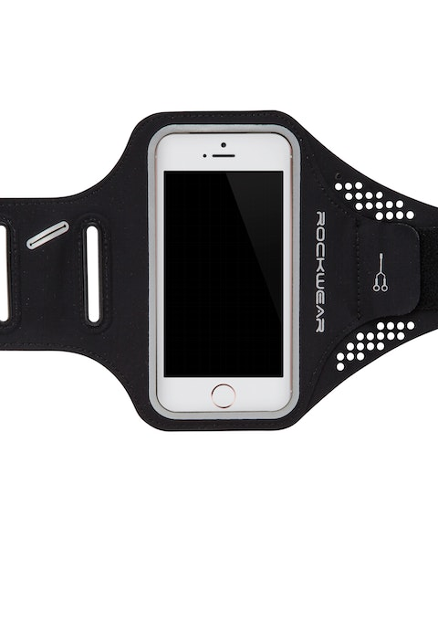 Black Iphone 6/7 Holder