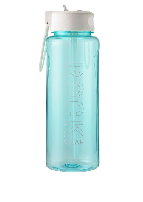 Aqua 1l Logo Water Bottle