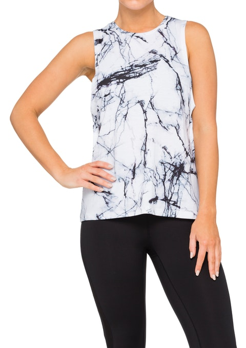Inversion Inversion All Over Printed Tank