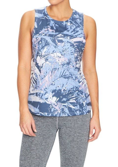 Miami Inversion All Over Printed Tank