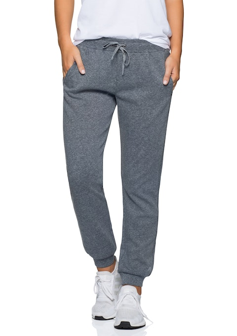 Grey Marle Classic Track Pant