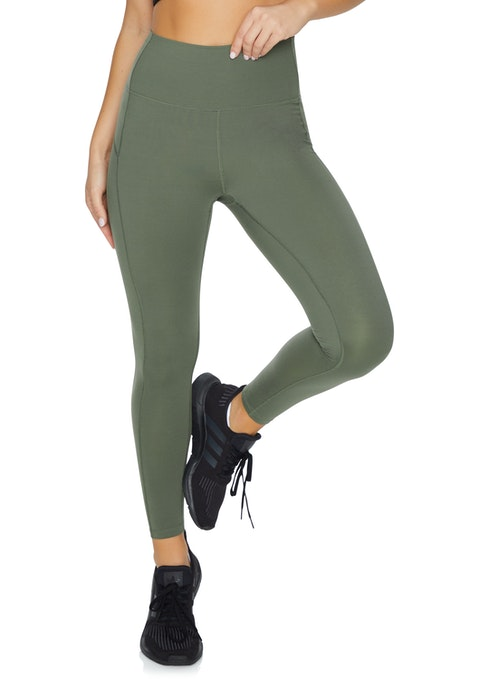 Military Luxesoft™ Ultra High Full Length Tights