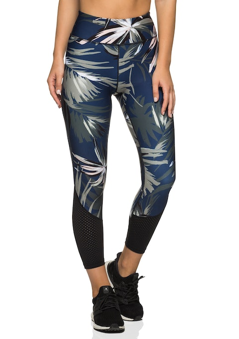 Winter Palm Wp Ag Print Perforated Tight