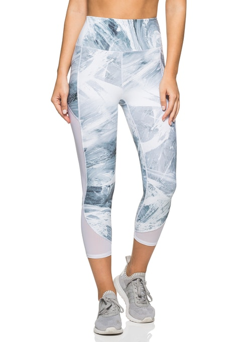 Soft Marble 7/8 Uhr Soft Marble Print Tight
