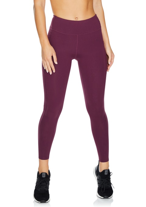 Garnet Supplex® Pocket Full Length Tights