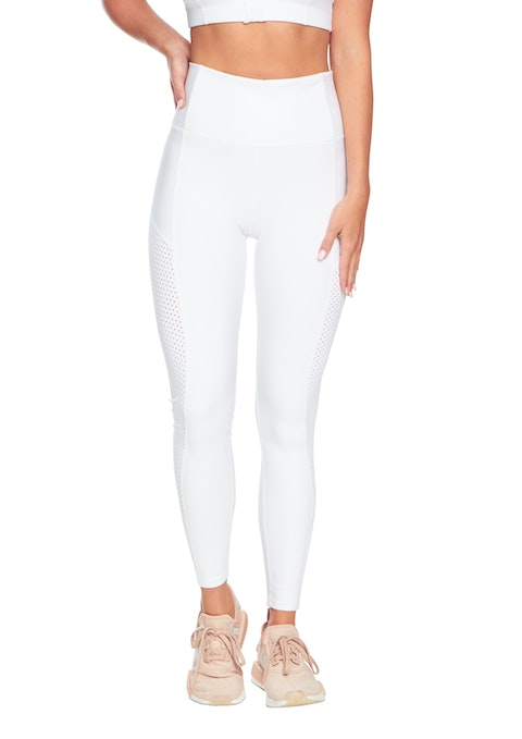 White Fl Prism Tight