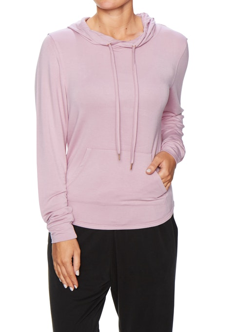 Powder Sm Luxesoft Back Detail Hoodie