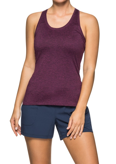 Berry Bliss Fitted Active Singlet