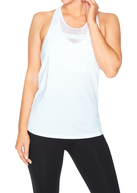 White Graphite Active Singlet