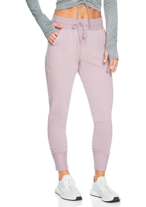 Orchid Zen Pink Track Pant