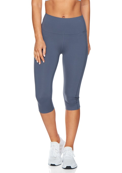 Blue Smoke Ls 3/4 Luxesoft Ultra Hr Tight