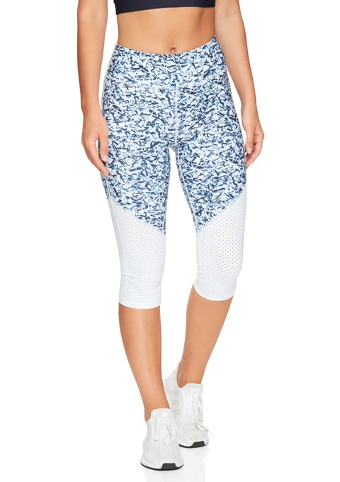 Pacific Pacific 3/4 Print Perforated Tight