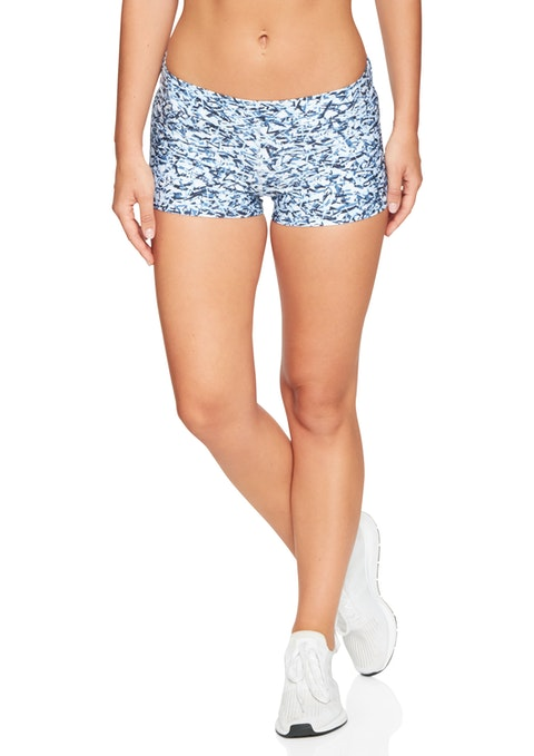 Pacific Pacific Print Booty Short