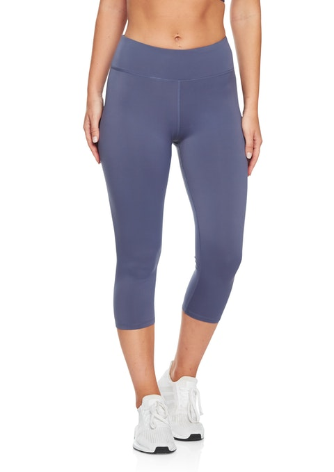 Amethyst Op Luxe High Rise 7/8 Tights