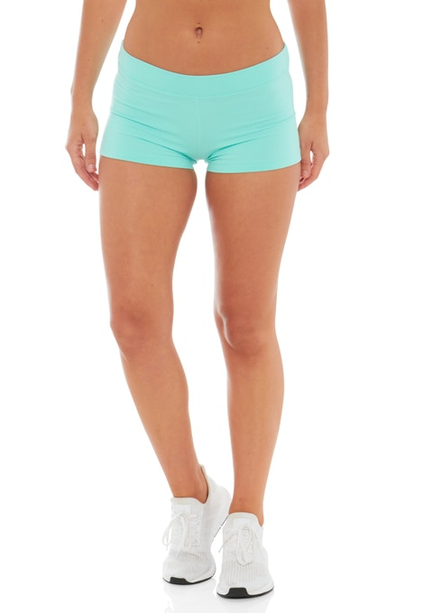 Spearmint Candice Booty Short