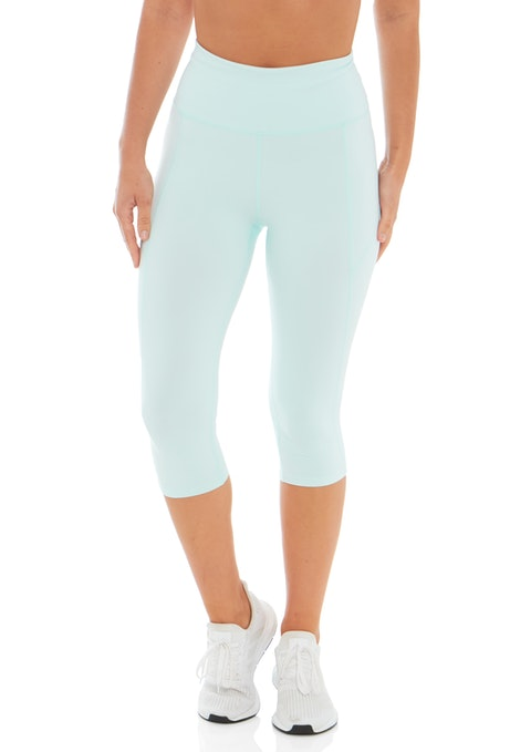 Mint 3/4 Urban No Mesh Tight