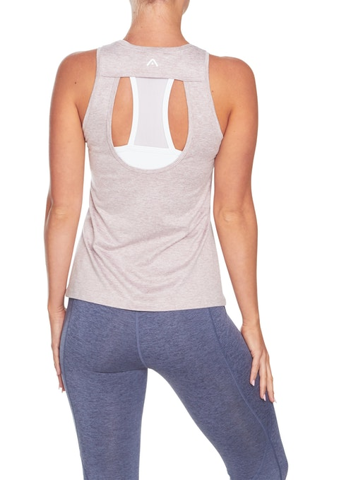 Orchid Courage Fitted Active Singlet