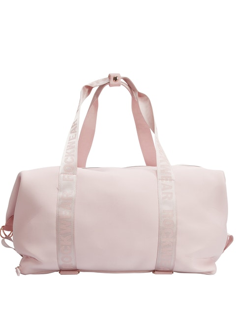Lipstick Logo Duffle Bag