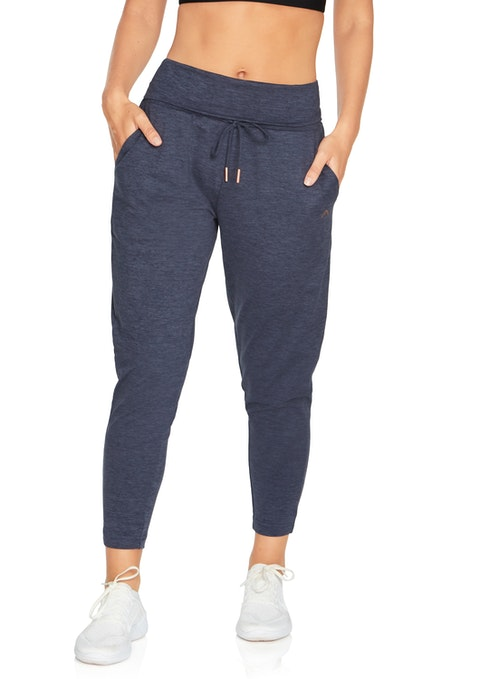 Steel Blue Revive Folded Waistband Pant