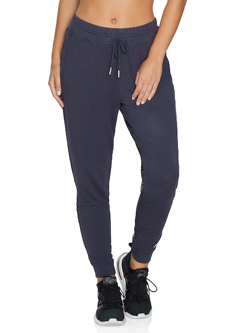 Boysenberry Mesh Back Track Pant