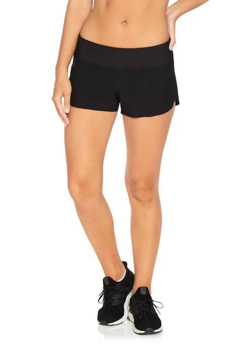 Black Flex Short