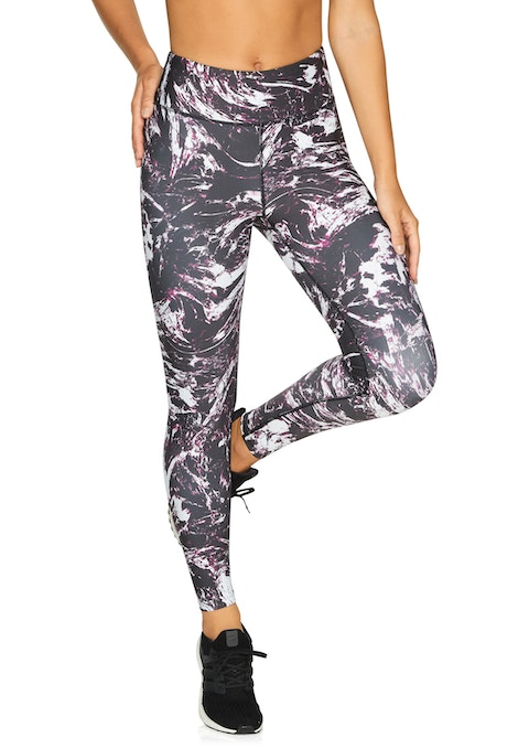 Swirl Fl Print Tight