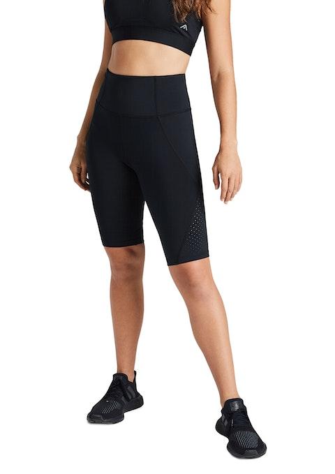 Black Rewind Cool Touch Bike Shorts