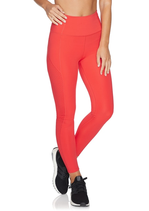 Rosso Rewind Cool Touch Full Length Tights