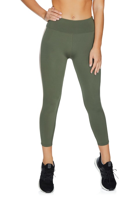 Military Force Ag Side Stripe Tight