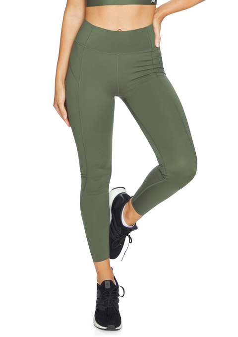 Military Gi Jane Compression Full Length Tights