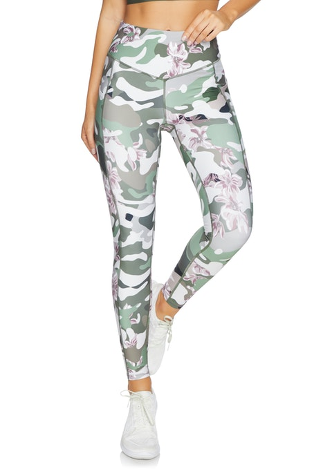 Gi Jane Gi Jane Fl Print Pocket Tight
