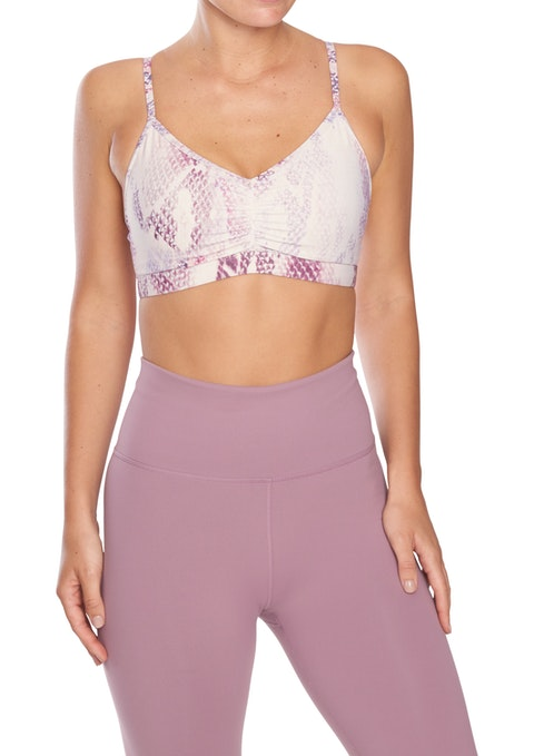 Nevada Nevada Loop Back Sports Bra