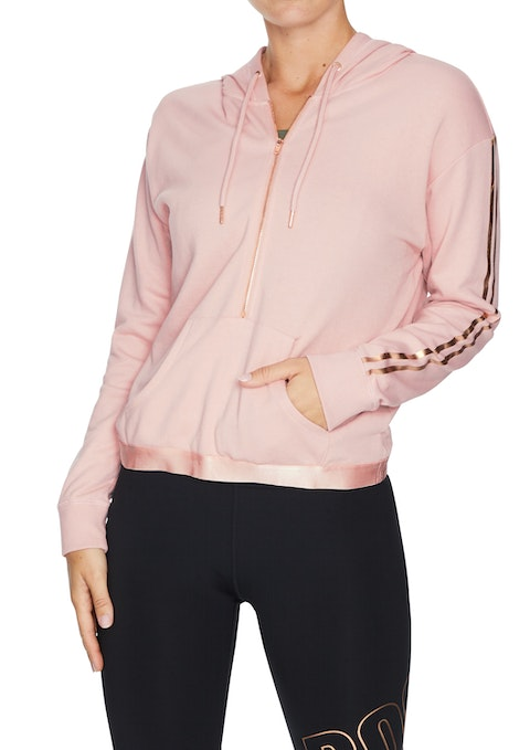 Lipstick Force Zip Winter Hoodie