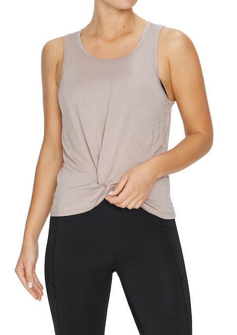 Latte Divinity Twist Active Tank