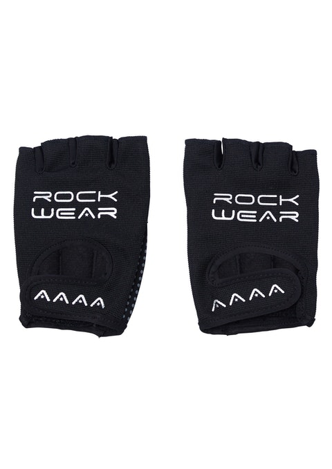 Black Workout Training Sports Gloves