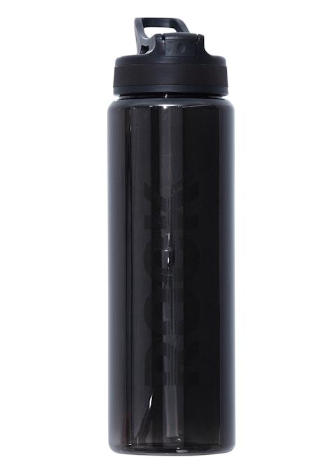 Black 800ml Reusable Water Bottle