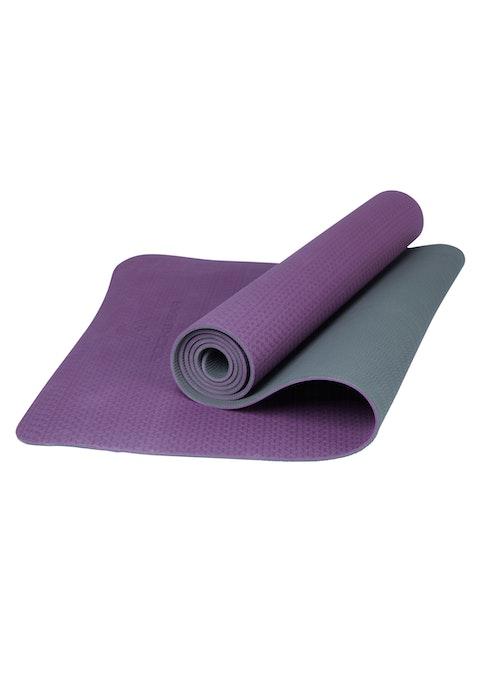 Garnet Gunmetal /red Studio Fitness Yoga Mat