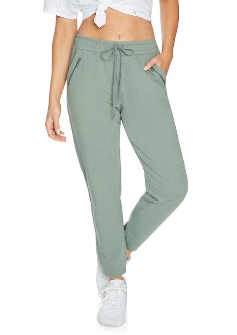 Ivy Casual Zip Pocket Pant