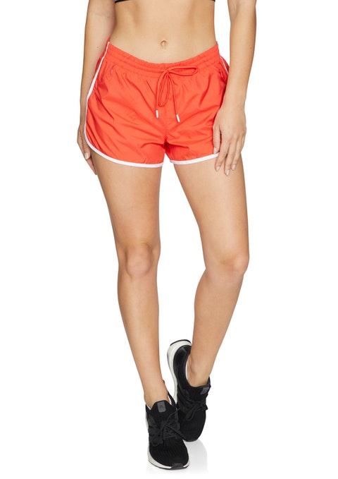 Rosso Olympia Contrast Bind Short