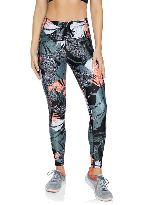 Nala Nala Print Full Length Tights