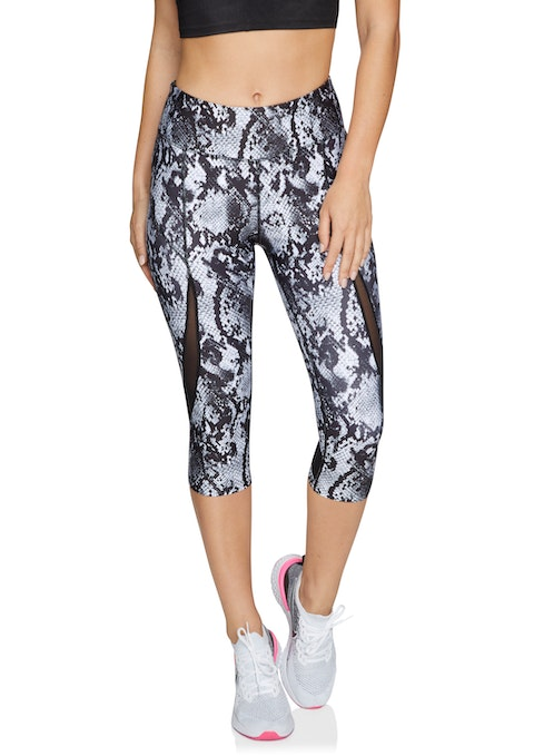 Mono Pop Mono Pop Print 3/4 Tights